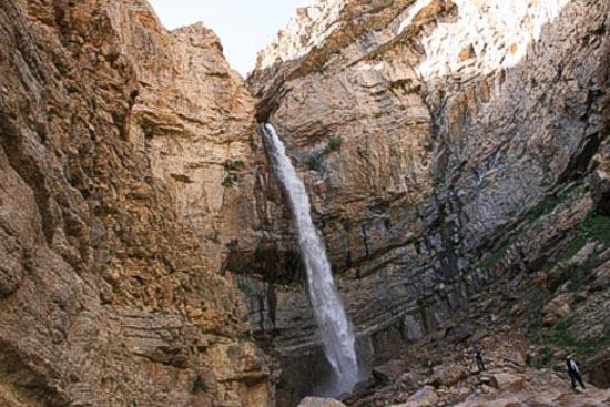 آبشار خفر (مروارید) فارس