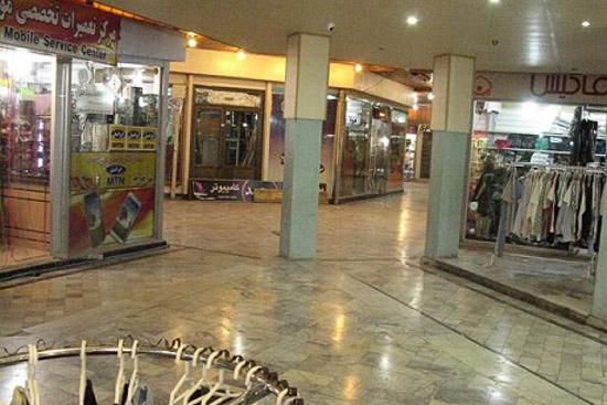 بازار پارس خلیج جزیره کیش