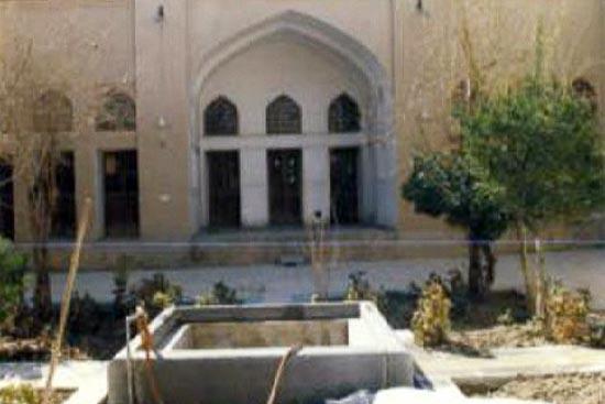 خانه استاد جلال الدین همایی اتاق