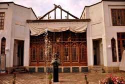 خانه مشروطه اصفهان اتاق