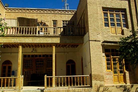 خانه مسعودی در تویسرکان