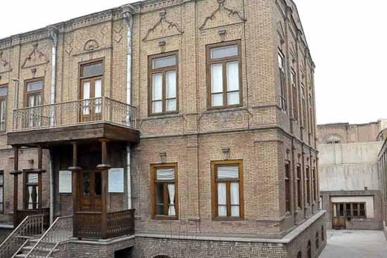 موزه استاد شهریار