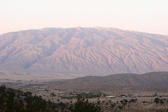 خرمن کوه فارس
