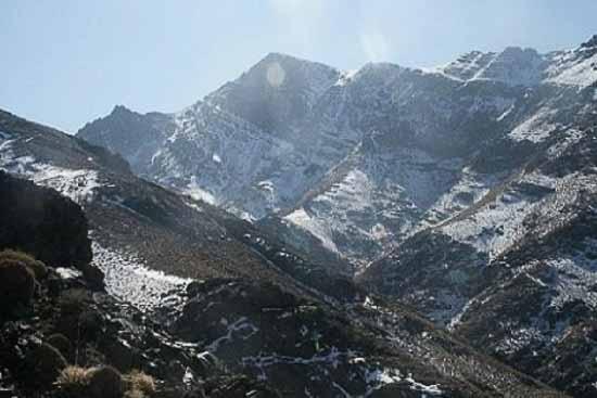 منطقه حفاظت شده کهیاز کوه
