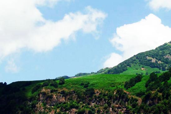 عکس کوه اسپیناس