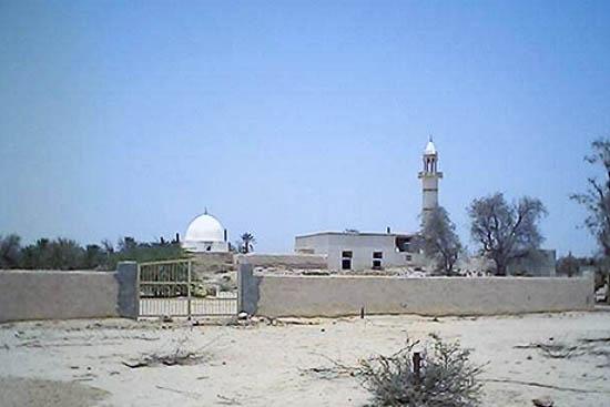 گورستان تاریخی روستای کوشه عکس