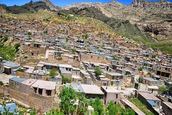 روستای لایزنگان فارس