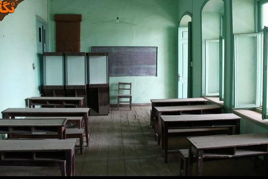 عکس مدرسه حکیم نظامی