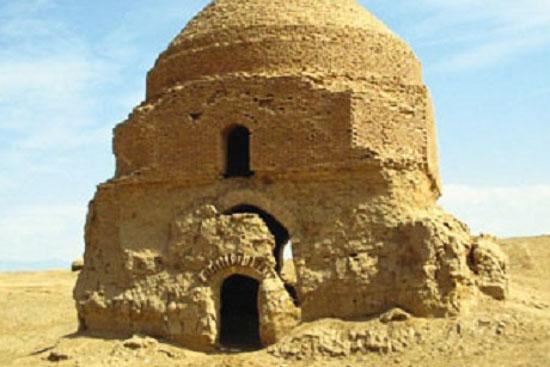 تصویر مقبره عبدل آباد