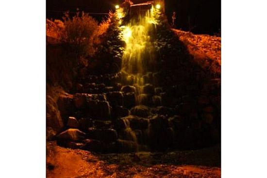 تصویر آبشار کاخک