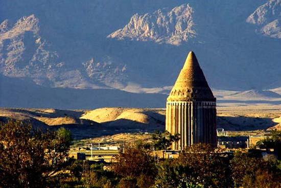 تصویر برج علی آباد