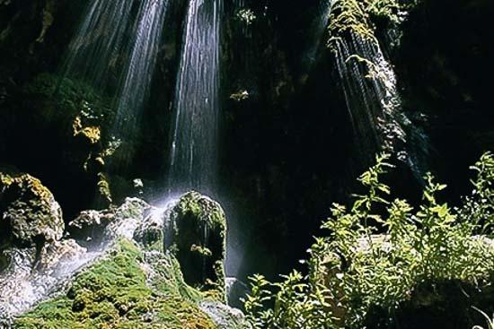 تصویر آبشار ارتکند