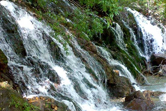 تصویر آبشار بار