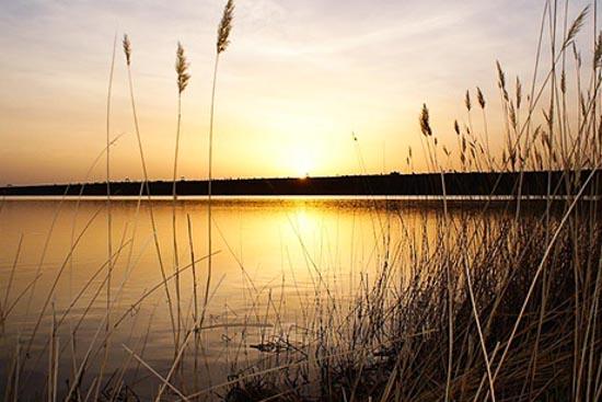 تصویر دریاچه بزنگان