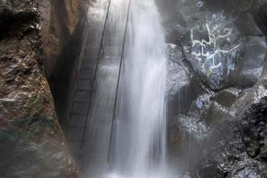 تصویر آبشار قره سو