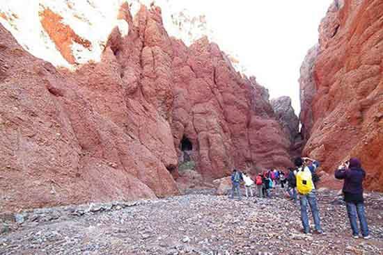 تصویر دره هفت غار