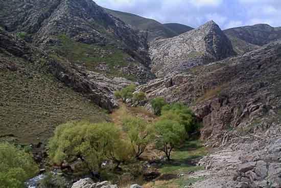 تصویر بوستان طبیعی هفت حوض