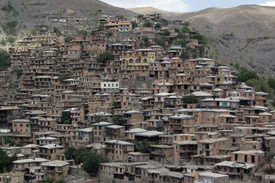 تصویر روستای کنگ