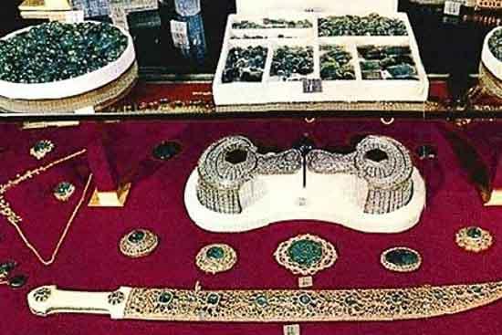 تصویر باغ موزه نادری