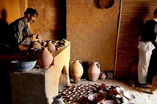 تصویر موزه مردم شناسی گناباد