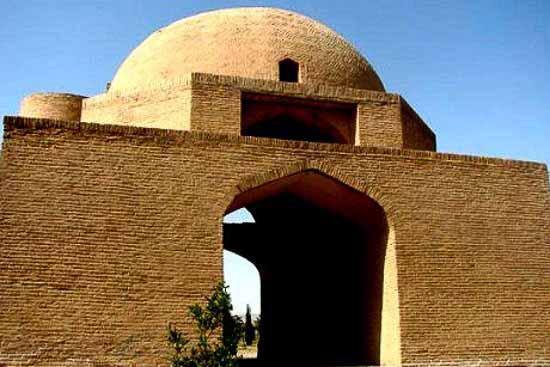 تصویر مصلی تاریخی سبزوار