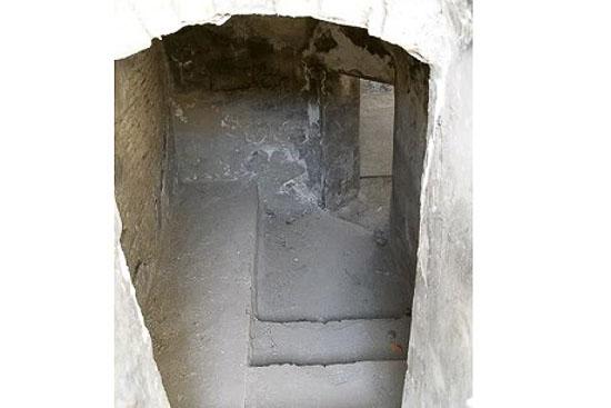 تصویر حمام قدیمی نجف خان