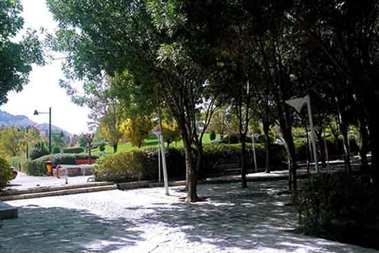 تصویر پارک جنگلی پیشکوه