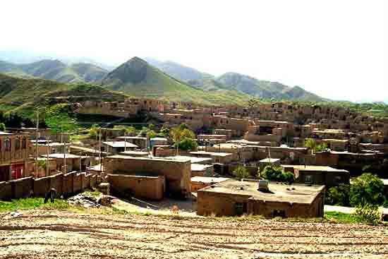 تصویر روستای پشته