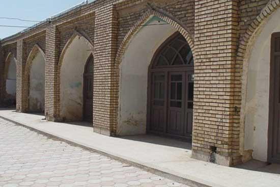 تصویر مسجد جامع رادکان