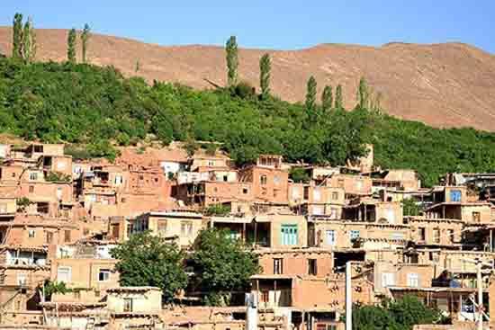 تصویر روستای خرو