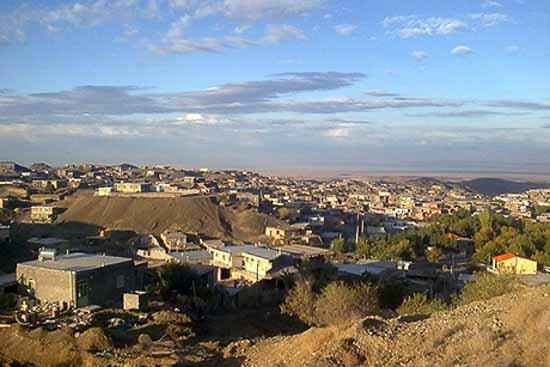 تصویر روستای زرقان