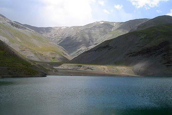 تصویر چشمه سبز