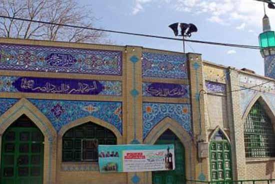 تصویر امامزاده سید یاسر و ناصر