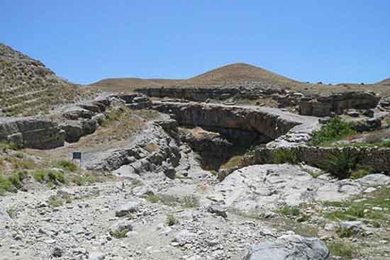 تصویر دره شمخال