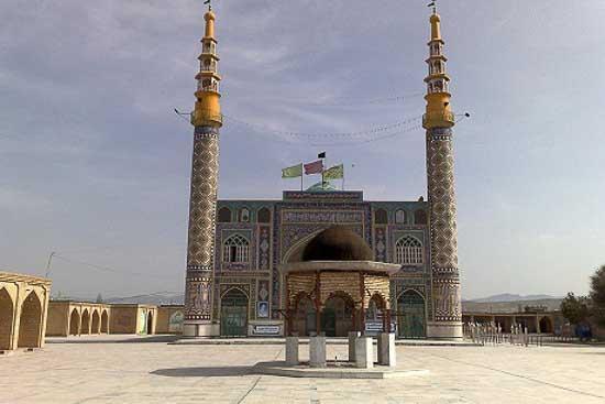 تصویر بقعه امامزاده سلطان ابراهیم