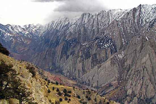 تصویر دره سیستان (تفنگ دره)