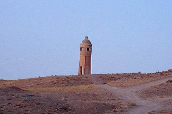 تصویر برج واقع