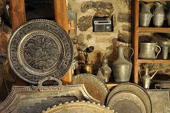 تصویر موزه رباط ویرانی