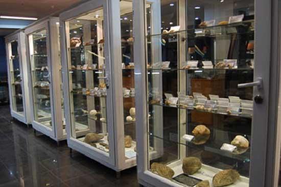 تصویر موزه علوم زمین