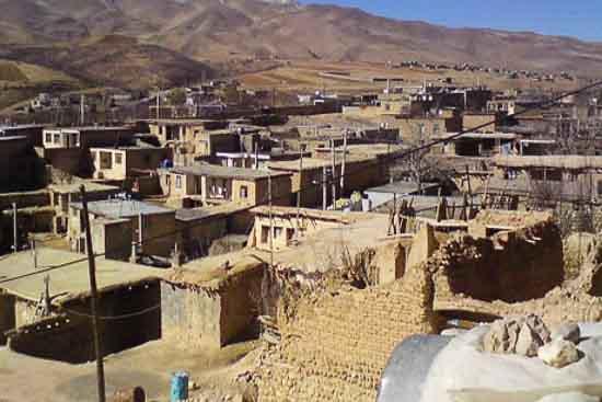 پل خواجو ( بابا رکن الدین) ستون