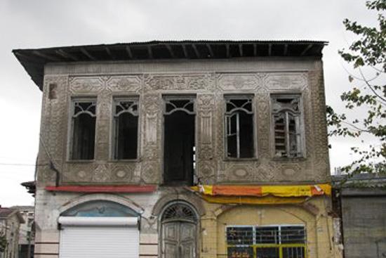 عکس مسجد چمار سرا