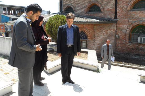عکس مسجد چله خانه
