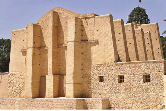 مسجد جامع نی ریز فارس
