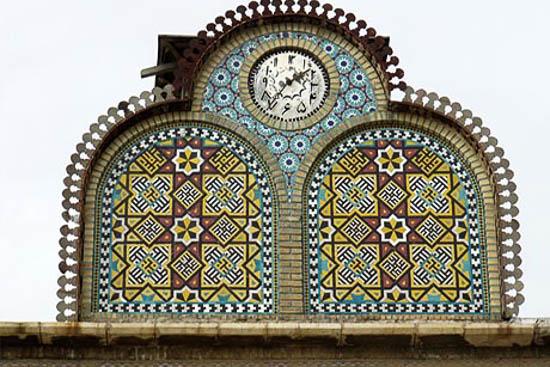 مسجد مشیر فارس