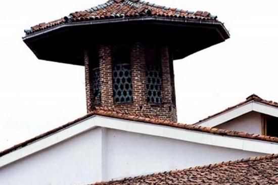 عکس مسجد صفی