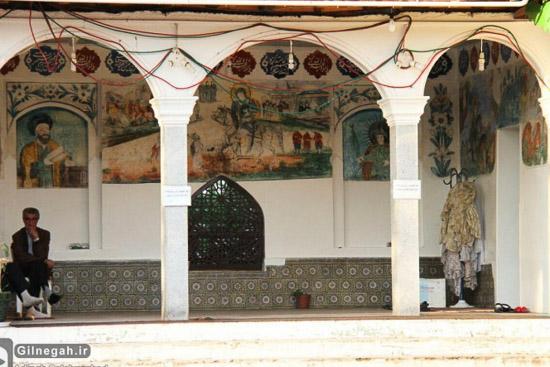 عکس مسجد آقا سید حسین