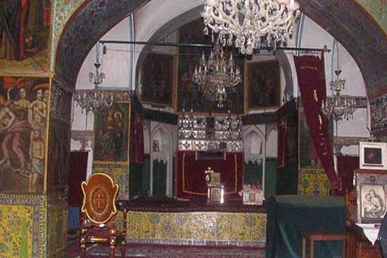 کلیسای مریم مقدس و هاکوپ دروازه
