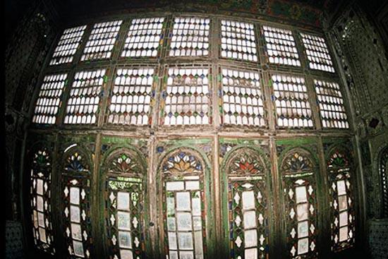 خانه معزی فارس
