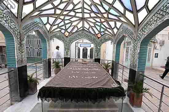 خانه تهامی (خانه ایرانی) پنجره