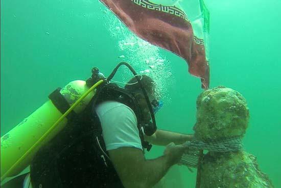 موزه زیر آب عکس